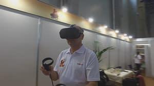 Macikávé VR játék promo