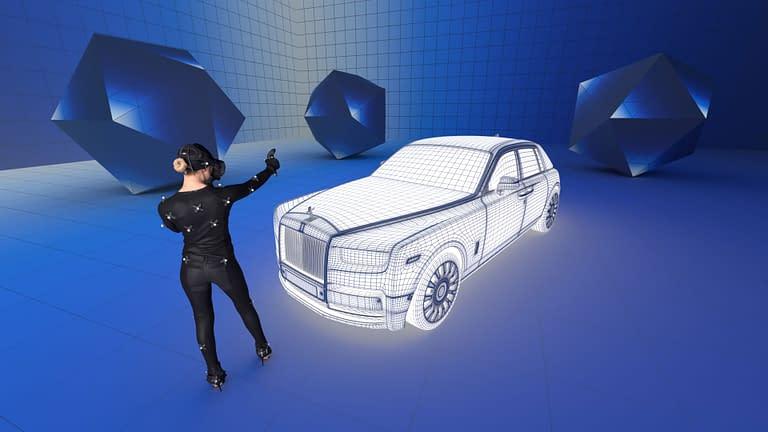 VR / AR fejlesztés kiállítás