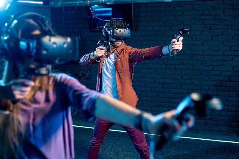 virtuális valóság egyedi fejlesztés