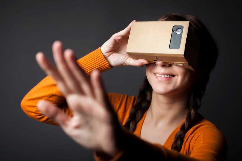 Mobil VR / AR fejlesztés